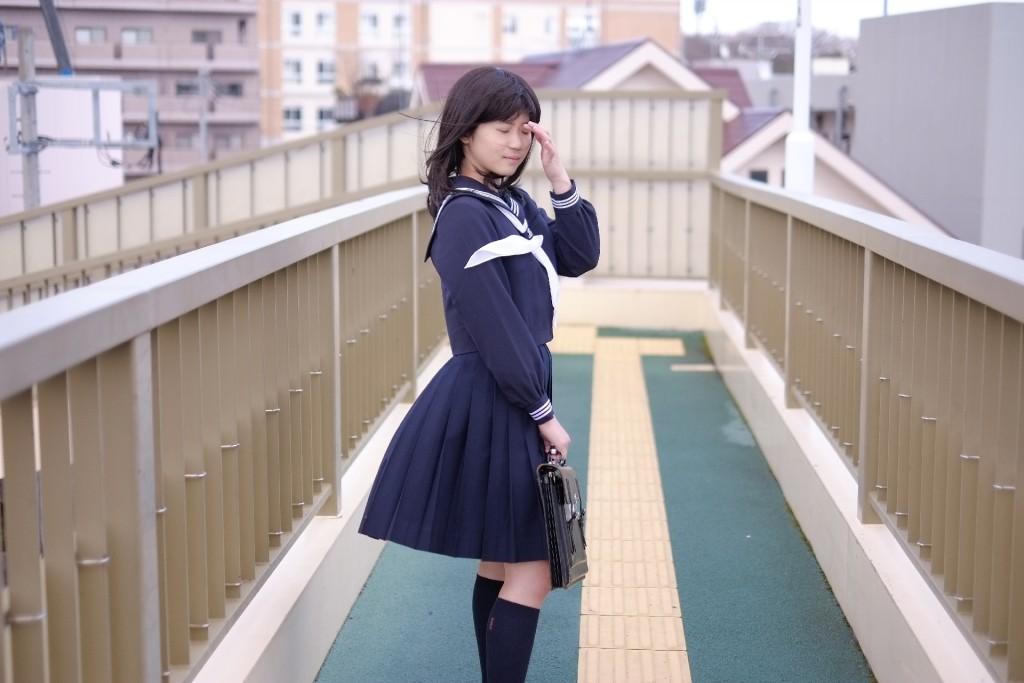セーラー服1