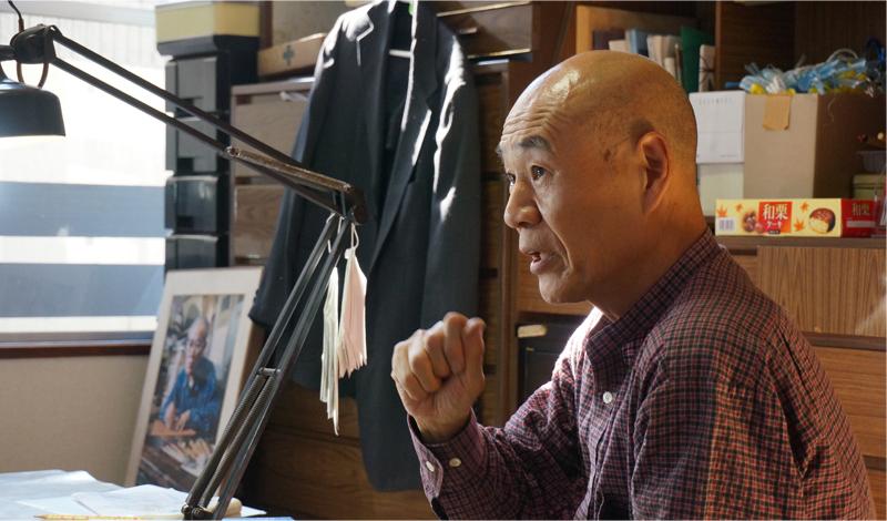 masaaki-talking