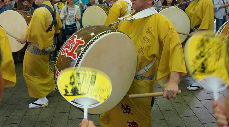 taiko-awaodori