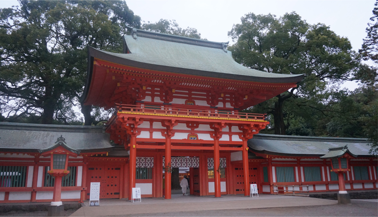 hikawa-shrine